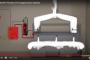 Alat Pemadam Otomatis Untuk Dapur / Restoran