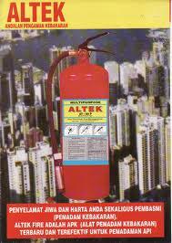Alat Pemadam Kebakaran Altek