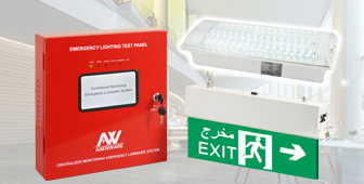 Sistem Lampu Darurat Terpusat / Centralized Emergency Lighting  System