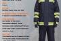 Baju Pemadam Nomex Standard CE (EN469)