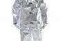Baju Aluminium Tahan Suhu Panas Tinggi dan api (Import)