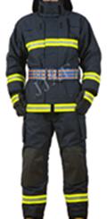 Baju Pemadam Dupont Nomex IIIA Import
