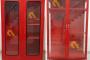 Lemari Safety Pemadam / Lemari APD / Fire Safety Cabinet
