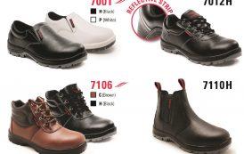 Daftar Harga Sepatu Safety (Safety Shoes) Dr. Osha & Cheetah