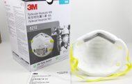 Harga 3M Masker Respirator N95
